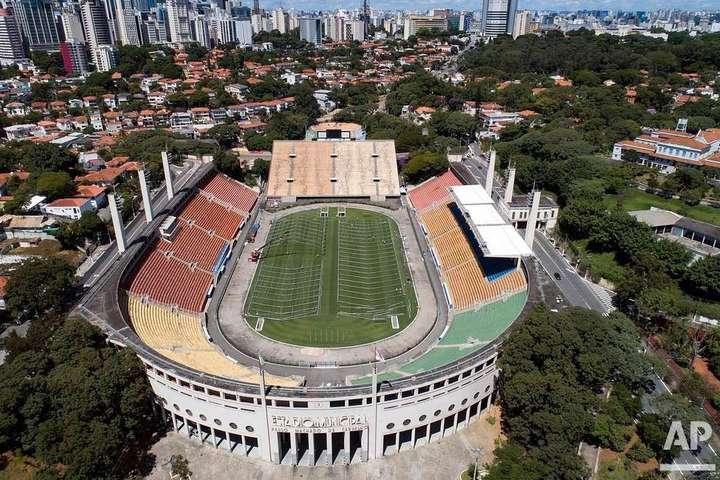 Славетна арена перетвориться на шпиталь - Легендарна футбольна арена стане прихистком хворих на коронавірус