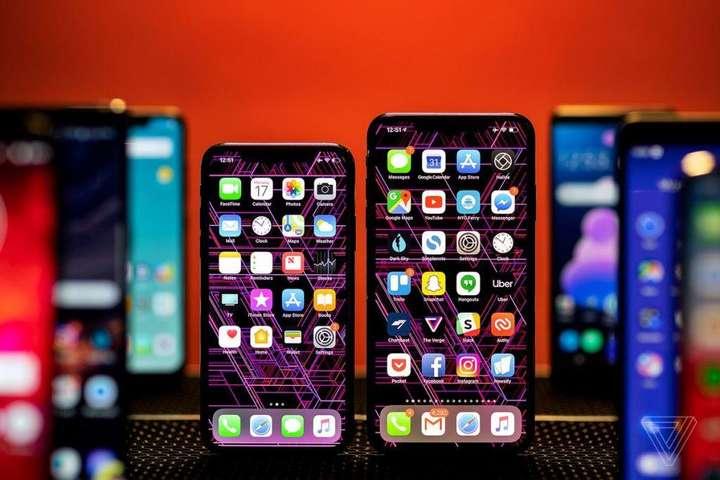 Смартфони - Коронавірус «вбиває» ринок смартфонів