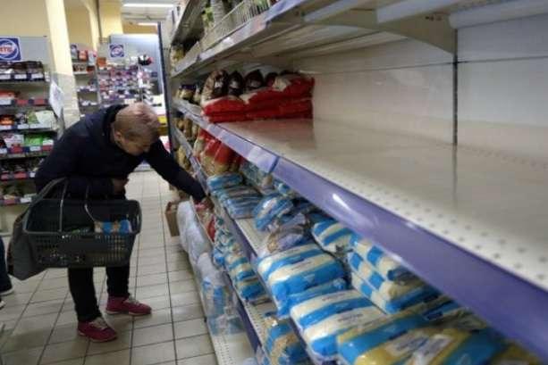 «Це мародерство!» Кличко закликав продуктові магазини не підіймати ціни