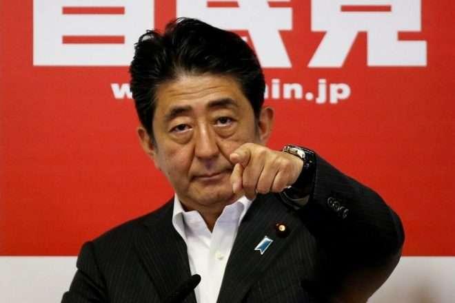 Прем'єр Японії Сіндзо Абе стверджує, що про скасування Олімпіади ніхто мови не вів - Керівництво Японії і МОК узгодили терміни проведення Олімпіади в 2021 році