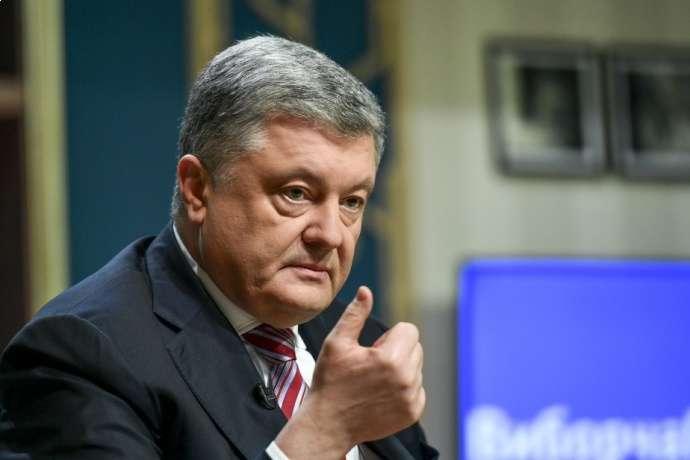 П'ятий президент Петро Порошенко - Колишній генпрокурор Рябошапка: Підозра Порошенку - це юридичний «треш», необгрунтований і незаконний