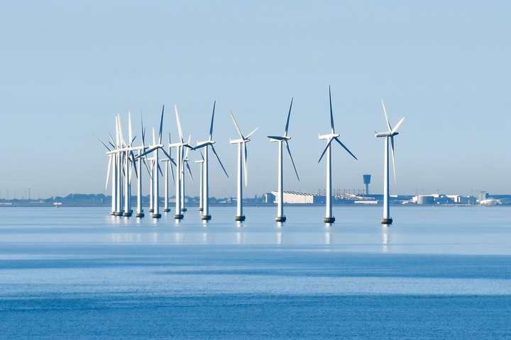 Офшорна вітрова енергетика за рік зросла у світі на 6,1 ГВт