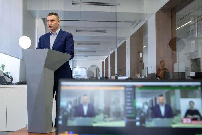 Столичний голова Віталій Кличко щоденно проводить онлайн-брифінг - Чи відкриється метро 3 квітня? Нові дані від Кличка щодо обмежень в Києві