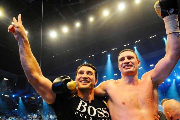 Віталій і Володимир Клички завжди підтримують один одного - Кличко зворушливо привітав брата з днем народження (фото)