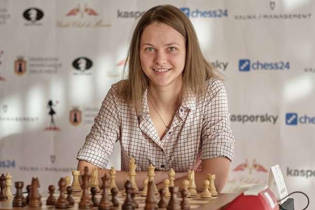 Анна Музичук у 2019-му виграла срібло на чемпіонаті світу з блискавичних шахів - Визначилися найкращі шахіст і шахістка України