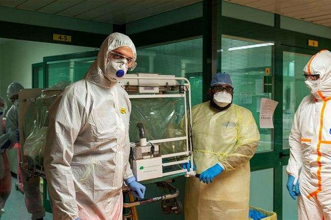 Смертність від коронавірусу в Італії залишається високою - Коронавірус в Італії: епідемія в Ломбардії спадає, більше тисячі людей одужали за минулу добу