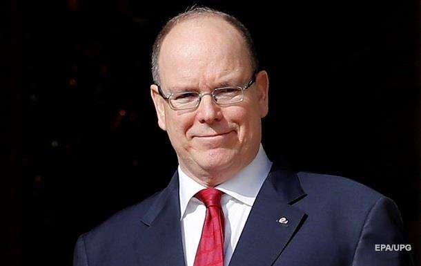 Князь Монако Альбер II - Князь Монако розповів про нетиповий симптом коронавірусу