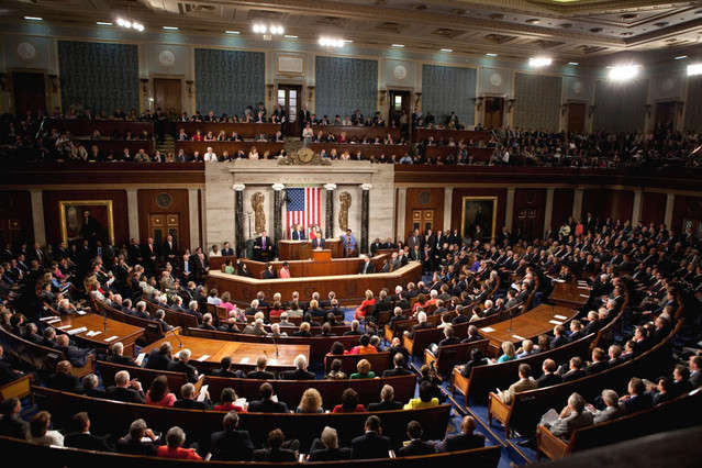 Сенат США схвалив законопроект про підтримку економіки у надзвичайній ситуації на 2 трильйони доларів - Сенат США виділив на допомогу економіці 2 трильйони доларів