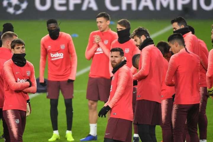 У клубі новий скандал - Гравці «Барселони» обурені бездарним керівництвом