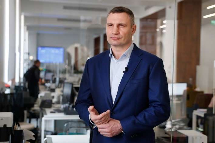 Столичний голова Віталій Кличко запровадив щоденні онлайн-брифінги для інформування киян - Ситуація з коронавірусом в Києві: Кличко оприлюднює нові дані