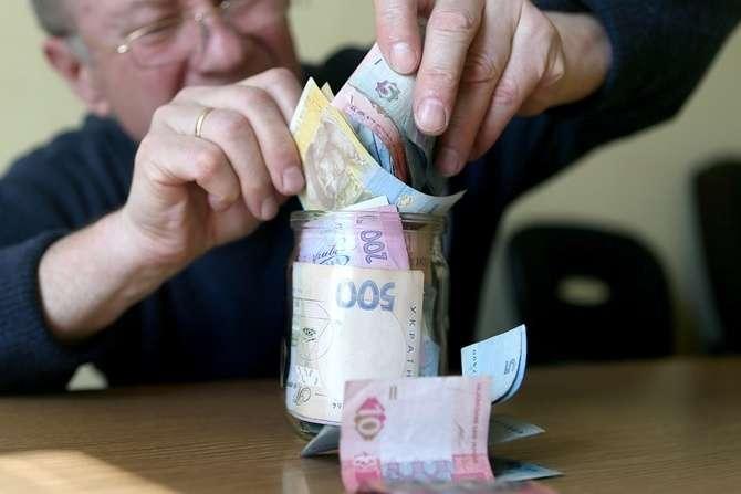 На виплати пенсій у березні було виділено на 140 млн гривень більше, ніж у лютому - В Україні зросли виплати пенсій