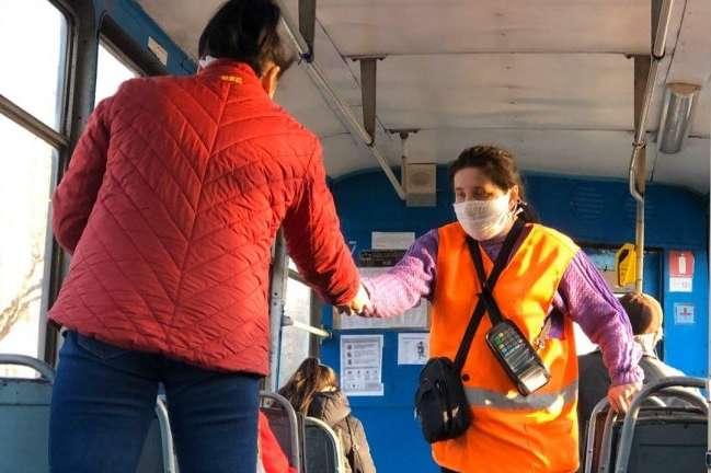Уряд дозволив збільшити кількість пасажирів у транспорті