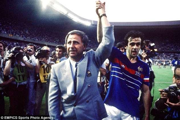 Мішель Ідальґо і мішель Платіні - головні творці перемоги збірної Франції на Євро-1984 - Помер видатний французький футбольний тренер