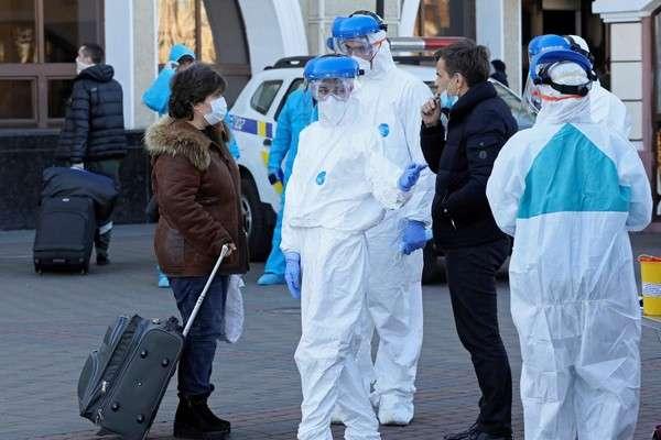 У столиці зросла кількість хворих на коронавірус - Кількість хворих на коронавірус у Києві зросла до 47 осіб