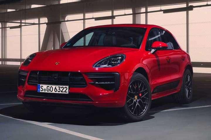 Porsche Macan - Porsche готує новий електромобіль
