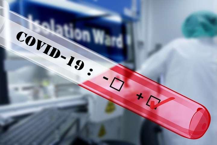 В Україні підтверджено 196 випадків коронавірусу