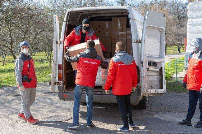 «Нова пошта» привезла до Полтави медичне обладнання та спецзасоби - «Нова пошта» доставила до полтавських лікарень другий транш медичної гуманітарної допомоги