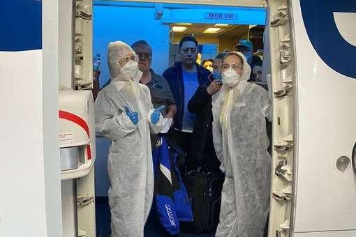 Зі США вилетів літак з евакуйованими українцями - З Нью-Йорка до Києва вилетів спецрейс з українцями