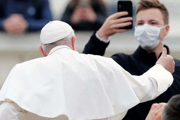Папа Франциск пройшов тестування на коронавірус - Папа Франциск знову пройшов тестування на коронавірус
