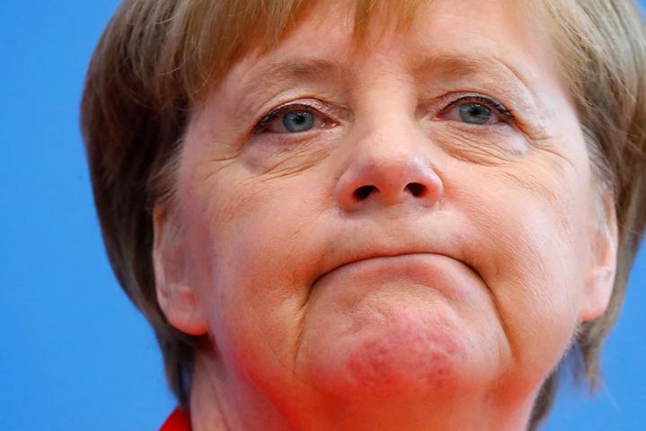 Канцлер Німеччини Ангела Меркель перебуває на домашньому карантині - Меркель поскаржилася на брак живого спілкування на карантині