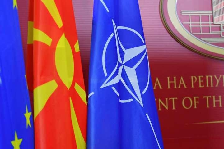 Північна Македонія вступила в НАТО — Північна Македонія вступила в НАТО