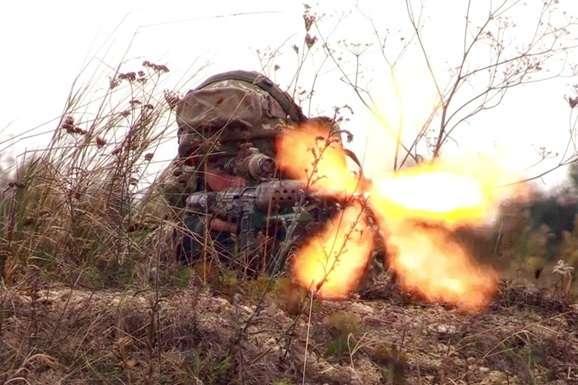 Бойовики на Донбасі 13 разів порушили режим припинення вогню - Доба на Донбасі: бойовики 13 разів обстріляли українські позиції