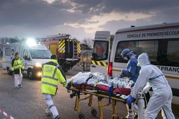 За добу відкоронавірусуу Франції померли 418 осіб - У Франції за добу зафіксували найбільшу кількість смертей від коронавірусу