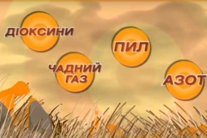 Разом з листям і травою горить і сміття: пластик, гума, поліетилен. І до складу продуктів горіння входять чадний газ, важкі метали, канцерогенні сполуки - Україна бореться не лише з коронавірусом, а й з масовими пожежами