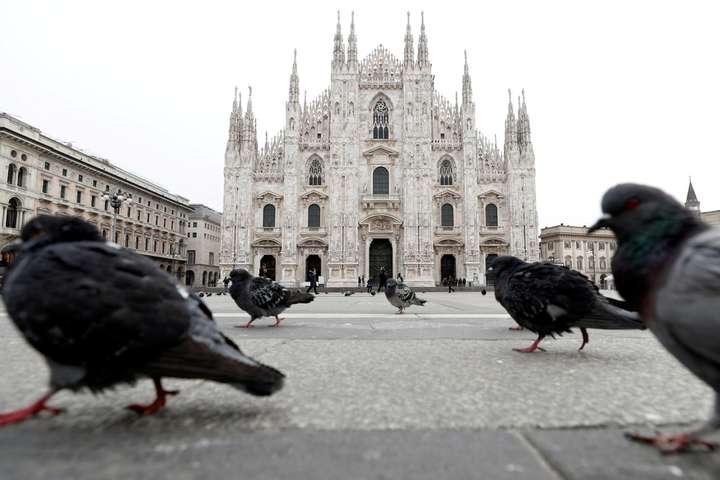 Іspanталія— лідер в Європі за кількістю інфікованих коронавірусом/span - В Італії закликають громадян не йти до церкви на Великдень