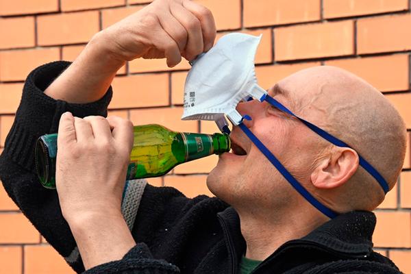 Через коронавірус у Росії обмежують продаж алкоголю