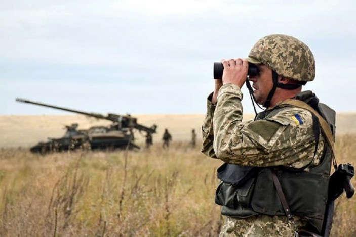 Окупанти з мінометів обстріляли позиції ЗСУ під Павлополем (мапа боїв)