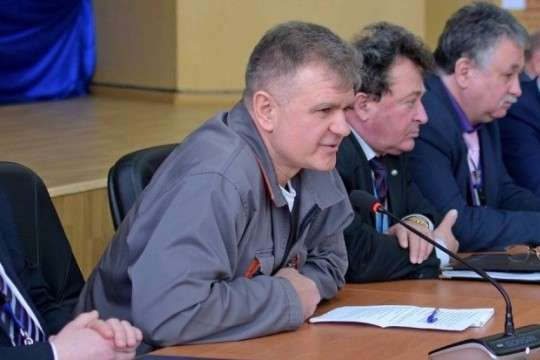 Сергій Калашник із березня 2019 року виконував обов'язки генерального директора Чорнобильської АЕС - Кабмін обрав нового керівника Чорнобильської зони
