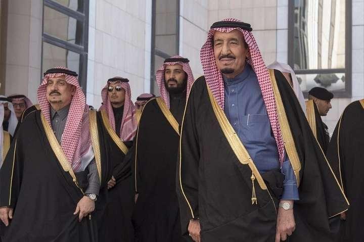Кілька членів саудівської королівської сім'ї заражені коронавірусом