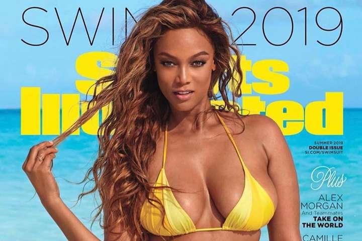 Американская модель, актриса и телеведущая Тайра Бэнкс - Супермодель набрала 15 килограммов на карантине и собирается потолстеть еще
