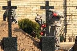 Фото: — <p>Похорон архімандрита Нектарія</p>
