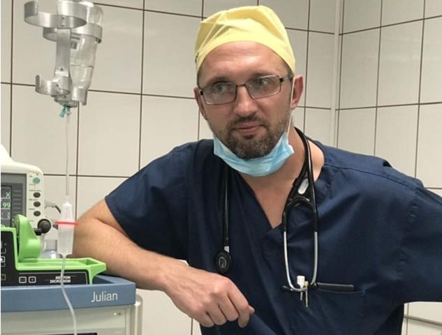 Микола Рихліцький - Український лікар, який повернувся з Італії: Між нашими системами медицини – прірва