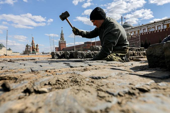 За оцінками експертів, на падіння ВВП Росії у квітні вплинули не лише режим самоізоляції, але й різкездешевлення нафти