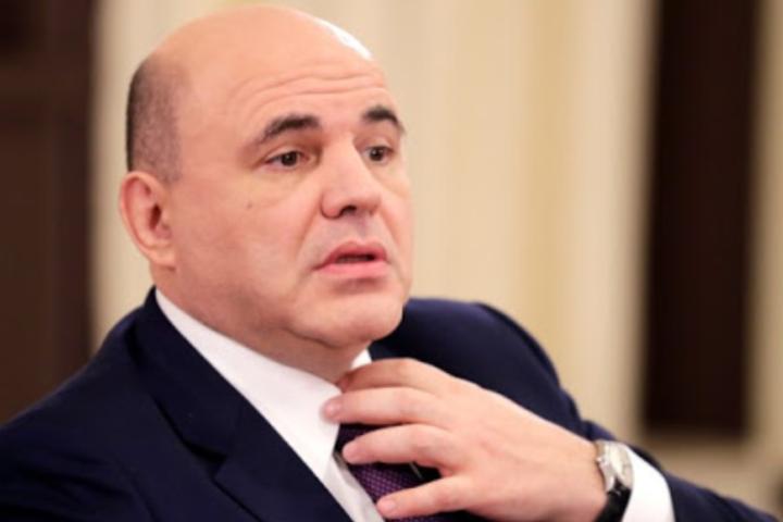 pРосійський прем'єр провів робочу нараду з колегами в режимі відеоконференції/p - Російський прем'єр Мішустін одужав від коронавірусу