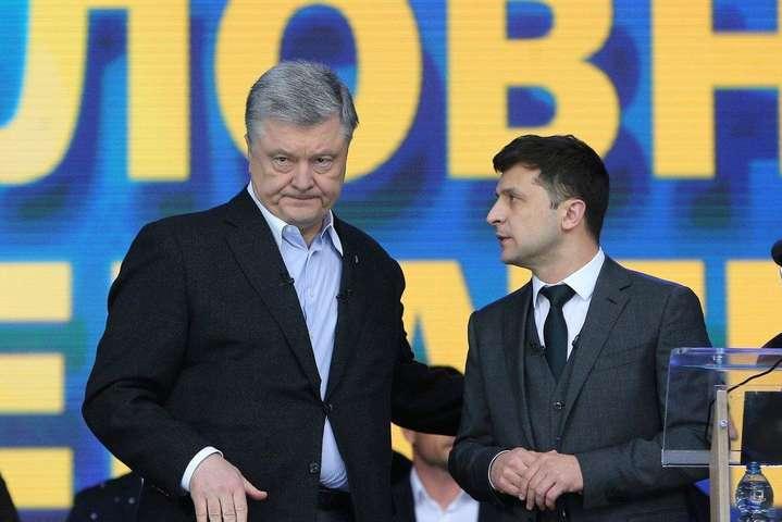Зеленський втручається в американські вибори, щоб атакувати Порошенка