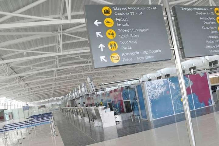 Кіпр частково відновить міжнародне авіасполучення - Кіпр частково відновить міжнародне авіасполучення