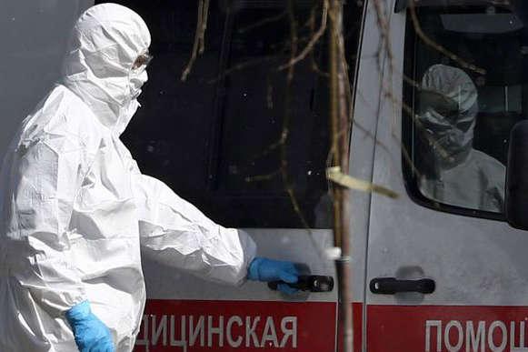 <p>РФ знову піднялася на другу сходинку за кількістю підтверджених випадків хвороби</p> - Росія посіла друге місце у світі за кількістю випадків коронавірусу