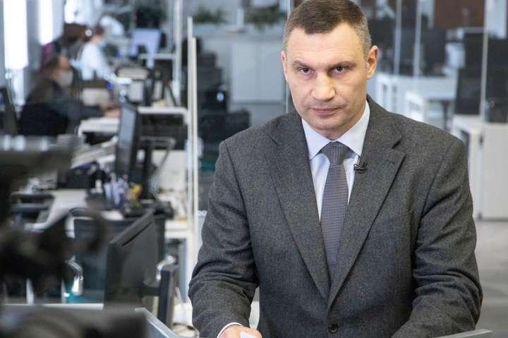 Мэр Киева Виталий Кличко рассказал, когда планируется открыть ТРЦ - Кличко сообщил, когда планируется открытие ТРЦ в Киеве