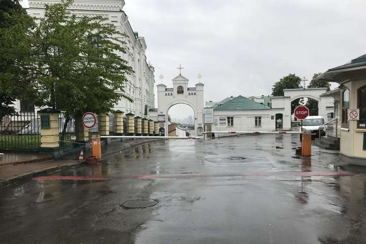 Киево-Печерская лавра 25 мая открылась после карантина - Киево-Печерская лавра открылась после карантина