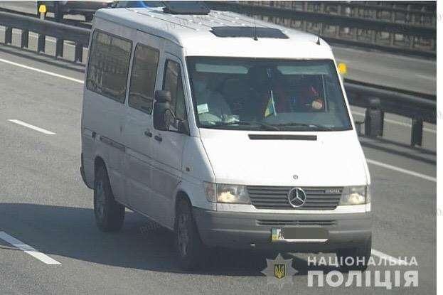 В Киевской области введена спецоперация по розыску автомобилей, в которых могут находиться участники перестрелки - Полиция ищет пять авто, на которых скрылись участники стрельбы в Броварах