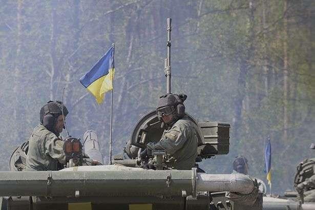 У Міноборони розповіли про ситуацію на фронті - Окупанти обстріляли позиції Збройних сил з гранатометів