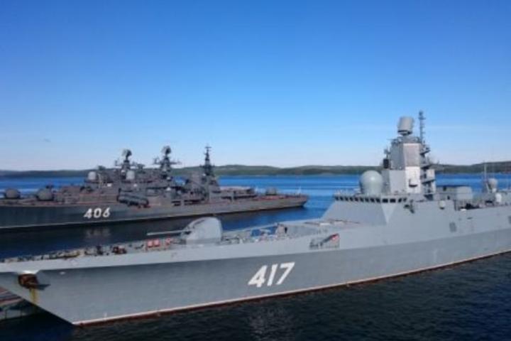 <p>Корабель «Адмірал Головко» проекту 22350, спущений в травні на воду, був оснащений установкою, розробленою з використанням технічної документації, отриманої Росією від України — ЗМІ</p> — Вкрали технології? Росія «клонує» українські двигуни