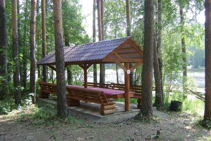 Локації огороджені мінералізованими смугами, аби убезпечити від пожежі лісові насадження — Київ облаштував 41 зону відпочинку на території міських лісів