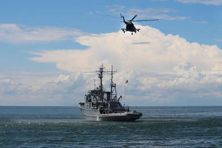 <p>Військові навчання у липні 2020 року триватимуть менше, ніж зазвичай — тиждень</p> — Ювілейні військові навчання «Сі Бриз» відбудуться тільки на морі