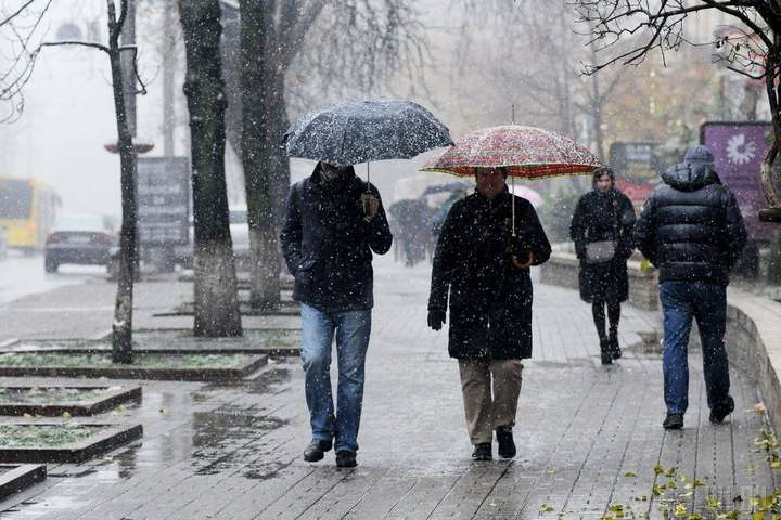 Май 2020 года оказался самым холодным в Киеве с начала века - Май-2020 признан самым холодным в Киеве с начала ХХІ века