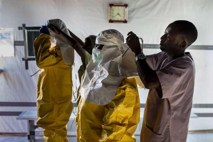 В Конго заявили об эпидемии Эболы